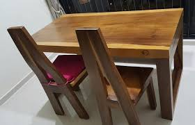 teak wood table. Solid Teak Wood Table