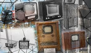 Телевидение ключевые этапы развития Новости ТВ Центр  Развитие телевизоров