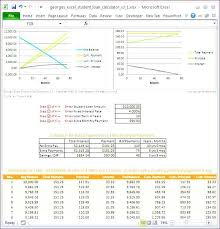 Mortgage Calculator Extra Payment Excel Acepeople Co