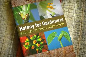 the book is botany for gardeners by brian capon i ve had the revised edition for a few years now and i consider this a must have book for my gardening