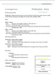 Apa Format Resume Combination Templates Resume Templates Apa Format