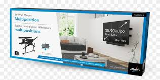 avf multi position tv wall mount hd