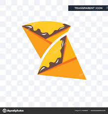 Crepes Logo Design Background Crepe Transparent Crepe Vector Icon Isolated