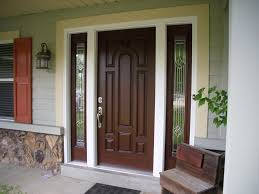 white single front doors. Astonishing Home Exterior Inspiring Design Featuring Impeccable Panel Fiberglass Door Combine Splendid White Single Front Doors F