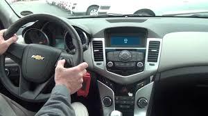 2012 Chevy Cruze LS Walkaround - Phillips Chevy - YouTube