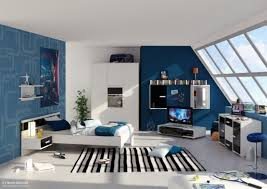 attractive and cheerful wall color paint ideas for kid s rooms blue boys bedroom color with