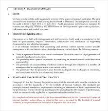 Internal Auditor Resume Objective Internal Resume Objective Krida 70