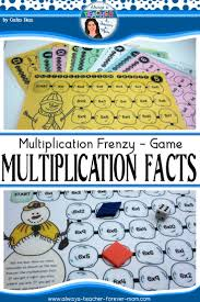 Multiplication Frenzy Worksheet Multiplication Frenzy Worksheet Times Table Worksheet For 21