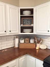 Kitchen Counter Decoration With nifty Best Kitchen Counter Decorations Ideas  On Pinterest Nice