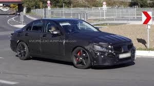 2014 Mercedes-Benz C55 AMG first spy photos emerge   Motor1.com Photos