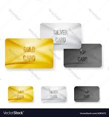 Premium Club Member Vip Status Card Templates Vector Image On Vectorstock
