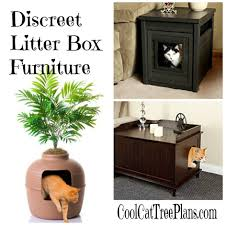 Discreet Litter Box Furniture Reviews