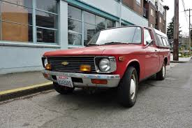 Seattle's Parked Cars: 1978 Chevrolet LUV