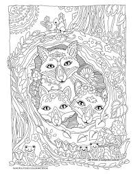 Small Picture The 426 best images about Coloring pages on Pinterest Markers