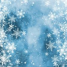 Snowflakes Background Pattern Vector Free Download