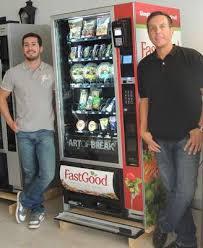 Vending Machine Brasil Inspiration Dupla Traz Ao Brasil Máquinas Que Vendem Comida Saudável