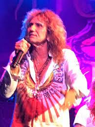 Whitesnake Lead Singer Rock Of Ages In The Still Of The Night Whitesnake Rocks Out In