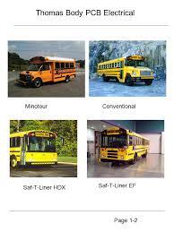 saf t liner hdx saf t liner ef minotour conventional fs65 ppt thomas body pcb electrical