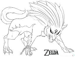 The Legend Of Zelda Coloring Pages Page Master Sword Openonlineco