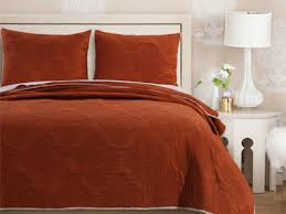 Cameo Rust Quilt Set,GL-1612GMST,SOLID COLOR,QUILT SETS,BEDDING ... & Cameo Rust Quilt Set Adamdwight.com