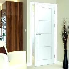 E Plain White Bedroom Door Endearing Interior Doors And Internal Primed Flat