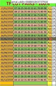Thai Lottery Chart 2016 Thailand Lottery Result Chart Tips 1 December 2016 Thai