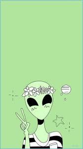 Alien Wallpaper Tumblr Alien Drawings ...