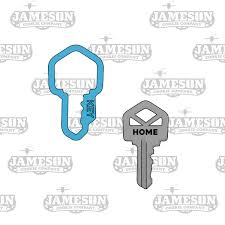 House Key Cookie Cutter - Realtor, Real Estate Theme – Jameson Cookie  Company