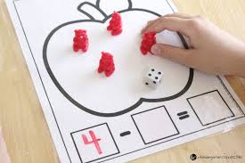 math mats are easy to put together and gives students hands on of addition and