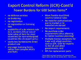 Export Control_compliance_canadian Entities Should