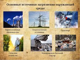 Промышленное предприятие и окружающая среда Промышленное предприятие и окружающая среда курсовая работа