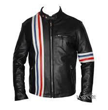 peter fonda easy rider leather motorcycle jacket