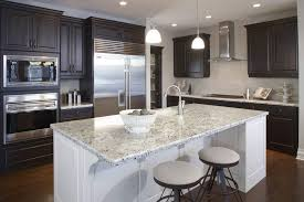 contemporary kitchens with dark cabinets. Contemporary Kitchens With Dark Cabinets Kitchen Island Lighting White Renovation N
