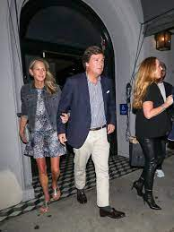 Who is Tucker Carlson's wife Susan Andrews?