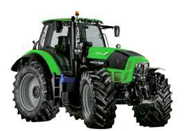 tractors deutz fahr 7 СЕРИЯ