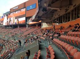 Cleveland Browns Seating Guide First Energy Stadium