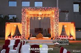 Indian Marriage Lawn Design Best Indian Wedding Venues Resorts In Ahmedabad Wedding
