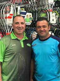 TopServe Tennis - Congratulations to former Topserver,... | Facebook