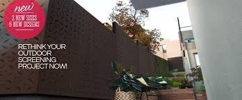 ORIENT Outdoor Privacy Screens