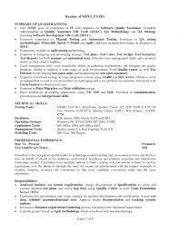 Agile Methodology Resume Agile Resume Qa Scrum Description Points Testing Methodology 19