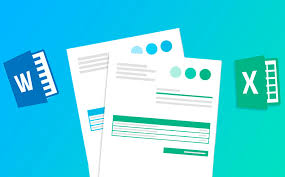 Word Invoice Template Or Excel Invoice Template?   Debitoor Invoicing