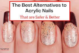 5 best alternatives to acrylic nails