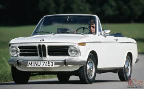 BMW Convertible bmw retro car : BMW 1600 - car classics