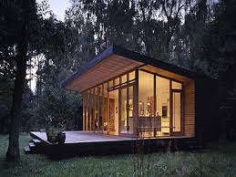 Contemporary Cabins Small Cottage House Plans Small Modern House Plans Contemporary