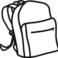 Small Picture Backpack Coloring Page Education School Backpack Coloring Pages