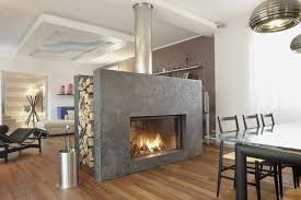 enchanting double fireplace inserts applied to your residence idea new double sided fireplace insert