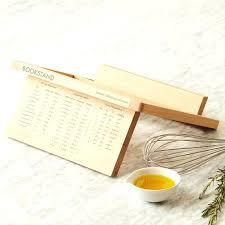 recipe book holder universal expert wooden cookbook stand west elm personalized cookbook holder recipe book holder