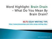 brain drain dissertation sperm donation argumentative essay brain drain dissertation