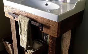 Barnwood Bathroom Bringing Barnwood Into Your Bathroom Reclaimed