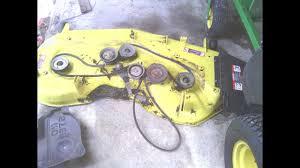 belt diagram z445 wiring diagram sample how to john deere z425 54in belt replacement kjbss belt diagram z225 belt diagram z445